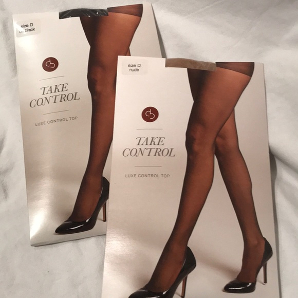 Pantyhose packaging photos